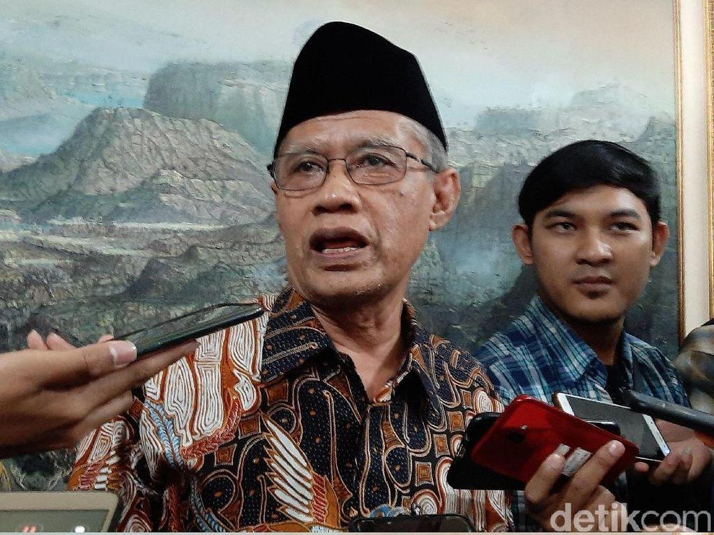 DIY Marak Penangkapan Terduga Teroris, Ini Kata Ketum Muhammadiyah