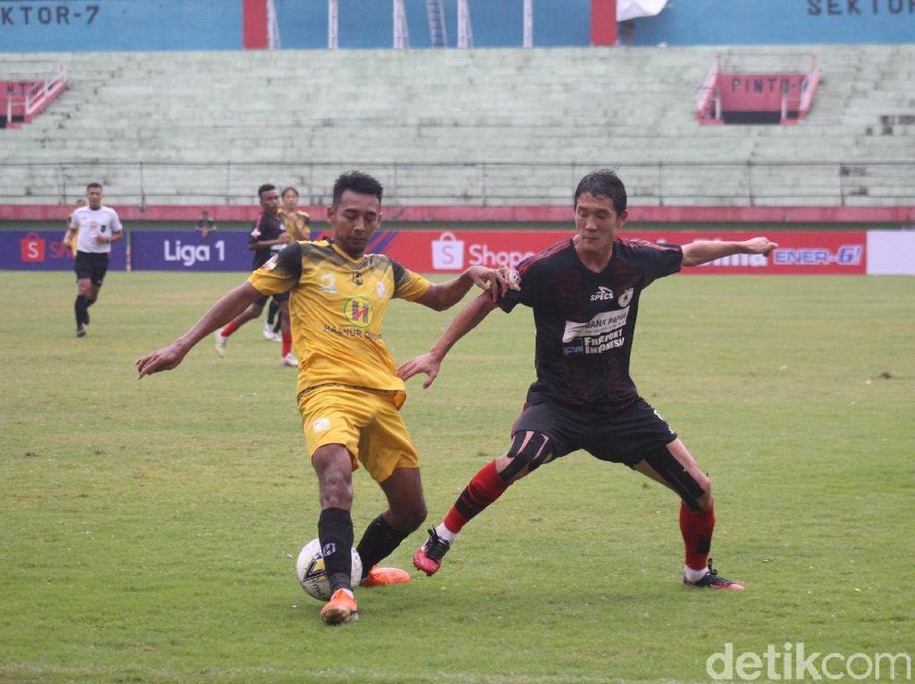 Shopee Liga 1 2020: Barito Putera Pilih Home Base di Yogyakarta?