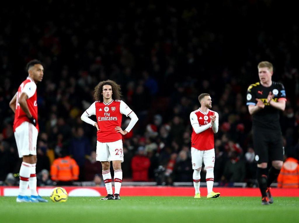 Arsenal Begini-Begini Saja Bukan Salah Ljungberg