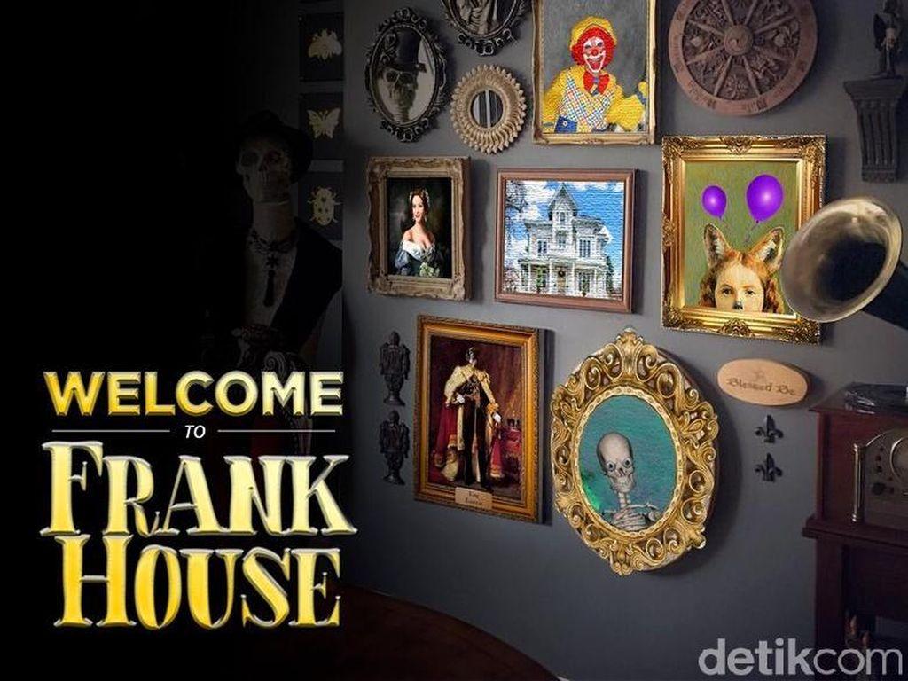 Trans Studio Bali Punya Rumah Penuh Prank