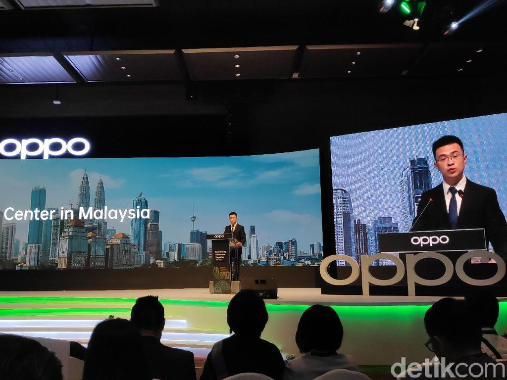 Ambisi OPPO Taklukan Pasar Asia Pasifik di 2020
