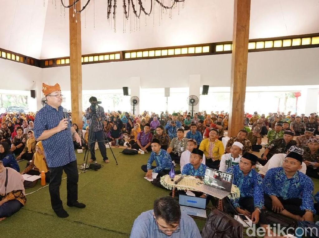 Rhenald Kasali Semangati ASN Banyuwangi Lakukan Mobilisasi dan Orkestrasi