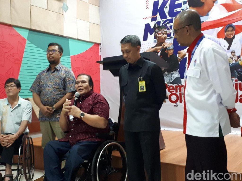 Diperkuat 300 Atlet, Indonesia Target Juara Umum di ASEAN Para Games 2020