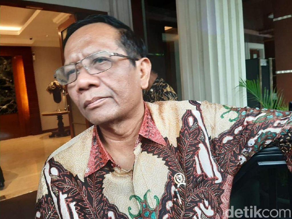 Mahfud Md Bicara Keunggulan Indonesia Punya Presiden-Gubernur Perempuan