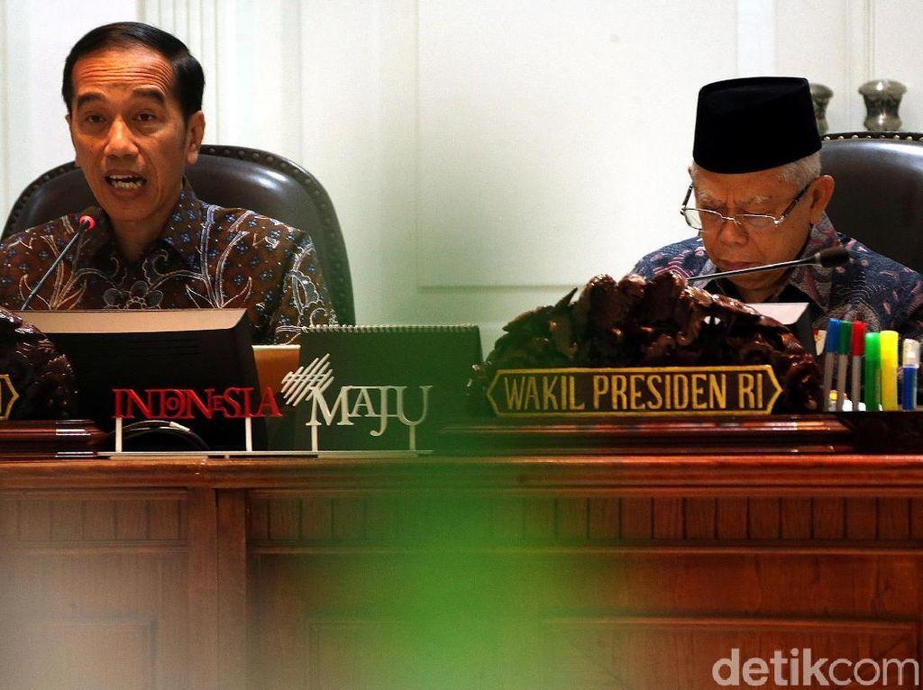 Jokowi Gelar Ratas Pembahasan Ibu Kota Baru