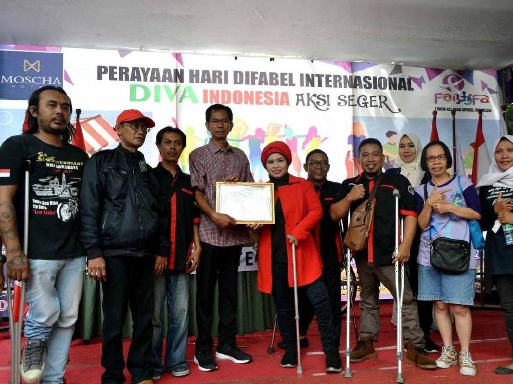 Ketua DPRD Dorong Kebijakan Pro Penyandang Disabilitas di Surabaya