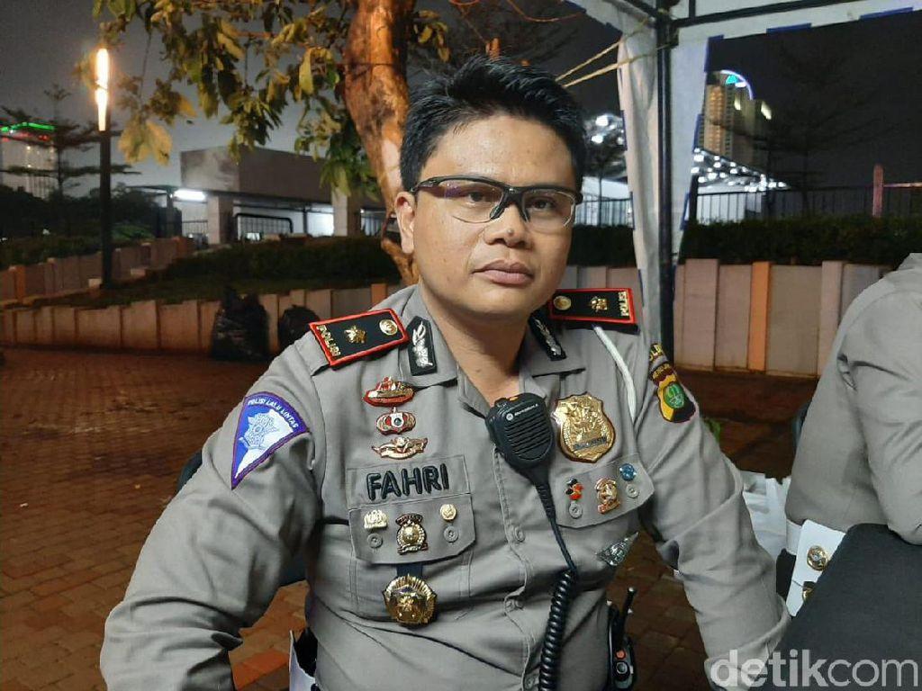 Polisi Identifikasi Pemotor Ditendang Paspampres di Ring 1, Besok Diklarifikasi