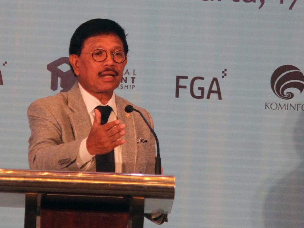 Menkominfo Dukung Rencana Merger Indosat dan Tri