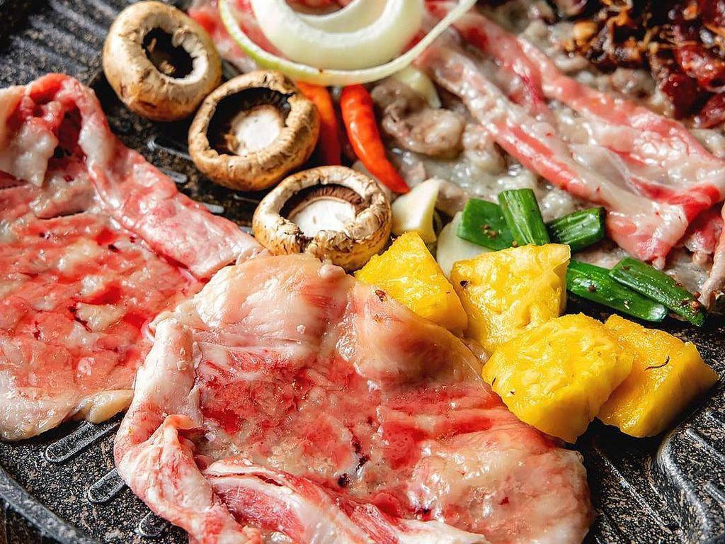 5 Tempat Makan di Bintaro yang Punya BBQ Daging Rp 100.000-an