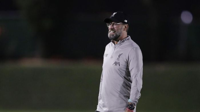Liverpool vs Atletico Madrid sesuai prediksi Juergen Klopp (Hassan Ammar/AP Photo)