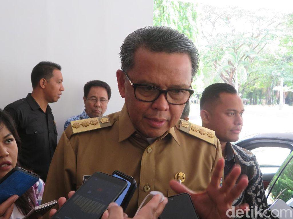 Gubernur Sulsel Minta Proyek Kementerian di Daerah Dikoordinasikan