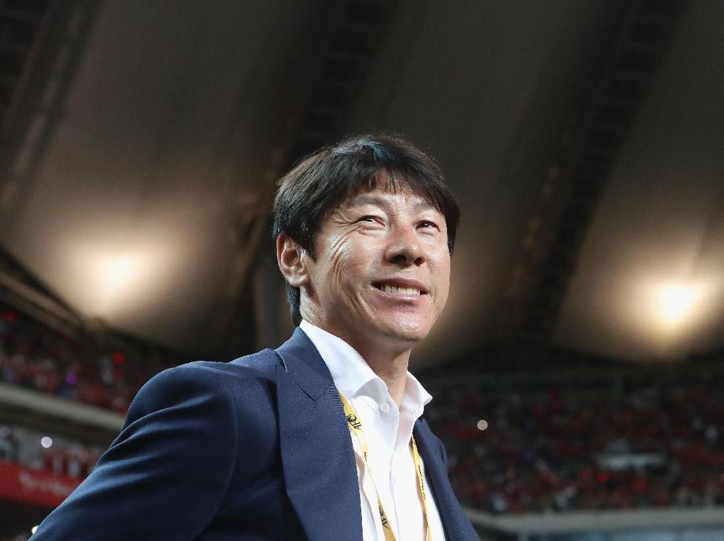 Sah! Shin Tae-yong Pelatih Timnas Indonesia
