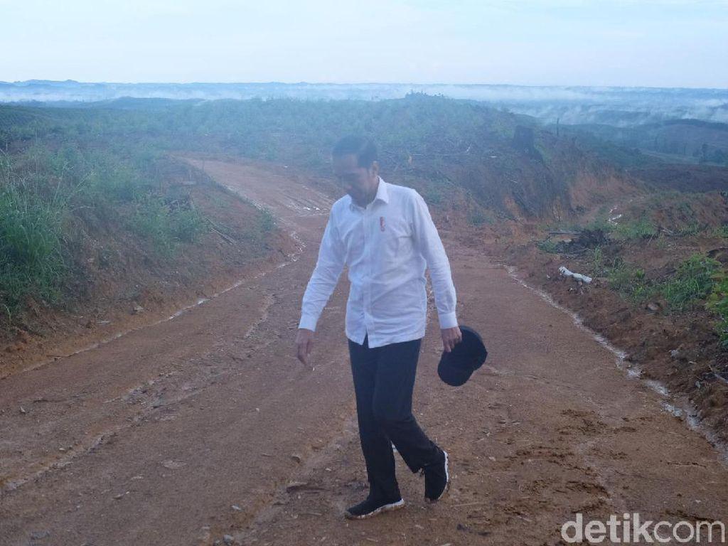 Jokowi Bisa 17 Agustusan di Ibu Kota Baru 2024