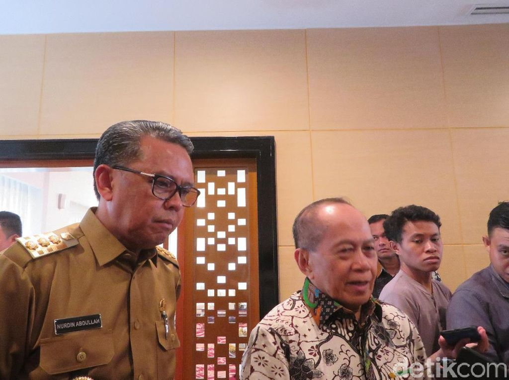 Wakil Ketua MPR Terima Masukan Gubernur Sulsel soal Amandemen UUD