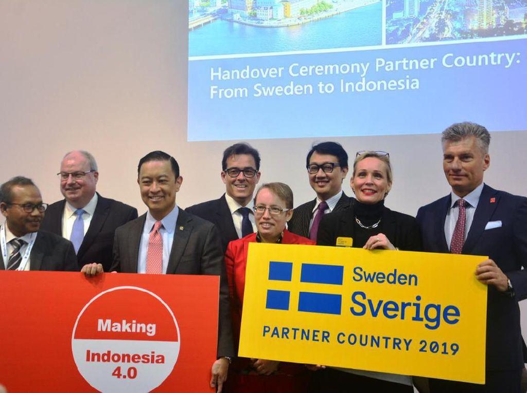 Indonesia Pamer Inovasi Startup dan IT di Ajang Hannover Messe 2020