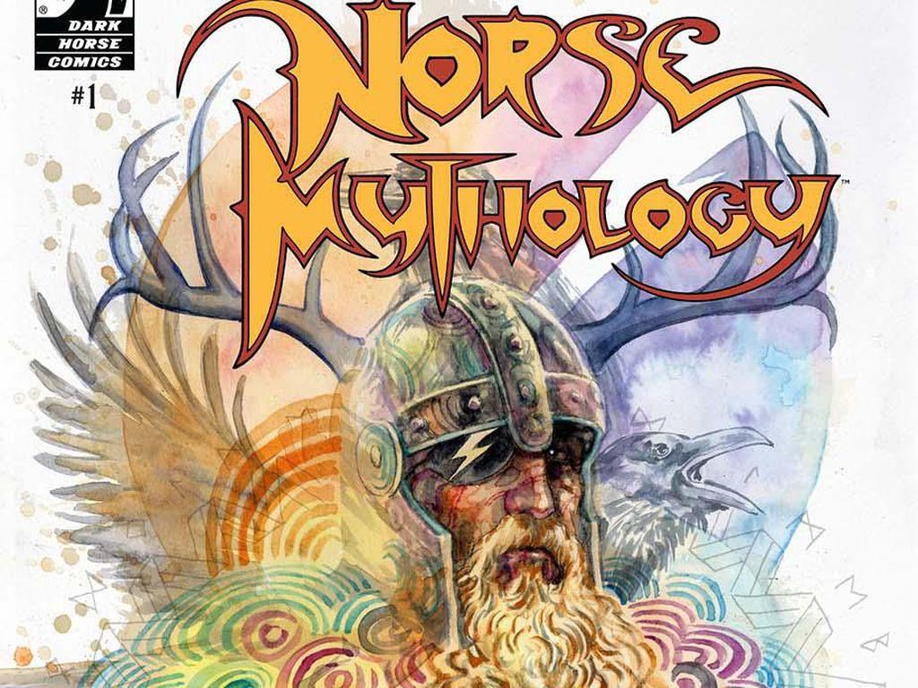 Mitologi Thor hingga Odin Rilis Lagi 2020