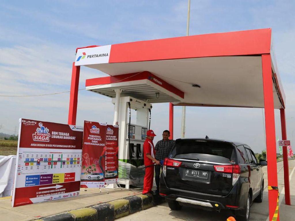 Jelang Nataru, Pertamina Tambah Pasokan BBM & LPG di Jateng & DIY