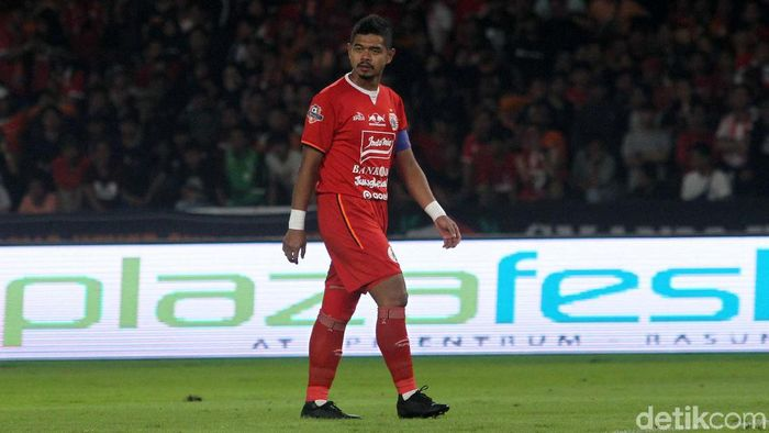 Bambang Pamungkas dikabarkan akan menjadi manajer Persija Jakarta. (Foto: Rifkianto Nugroho/detikSport)