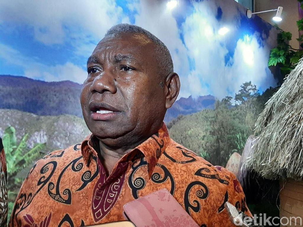 Jelang Natal, Gubernur: Papua Barat Aman, Tak Ada Peningkatan Pengamanan