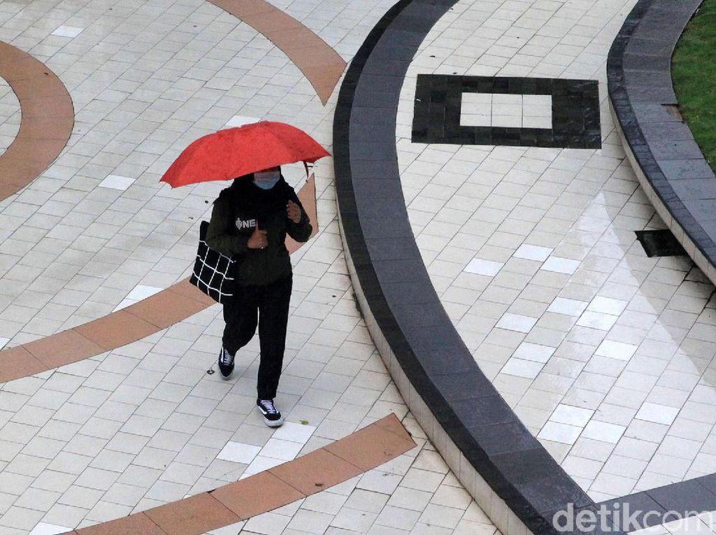 Medan Diprediksi Diguyur Hujan Lebat Hari Ini