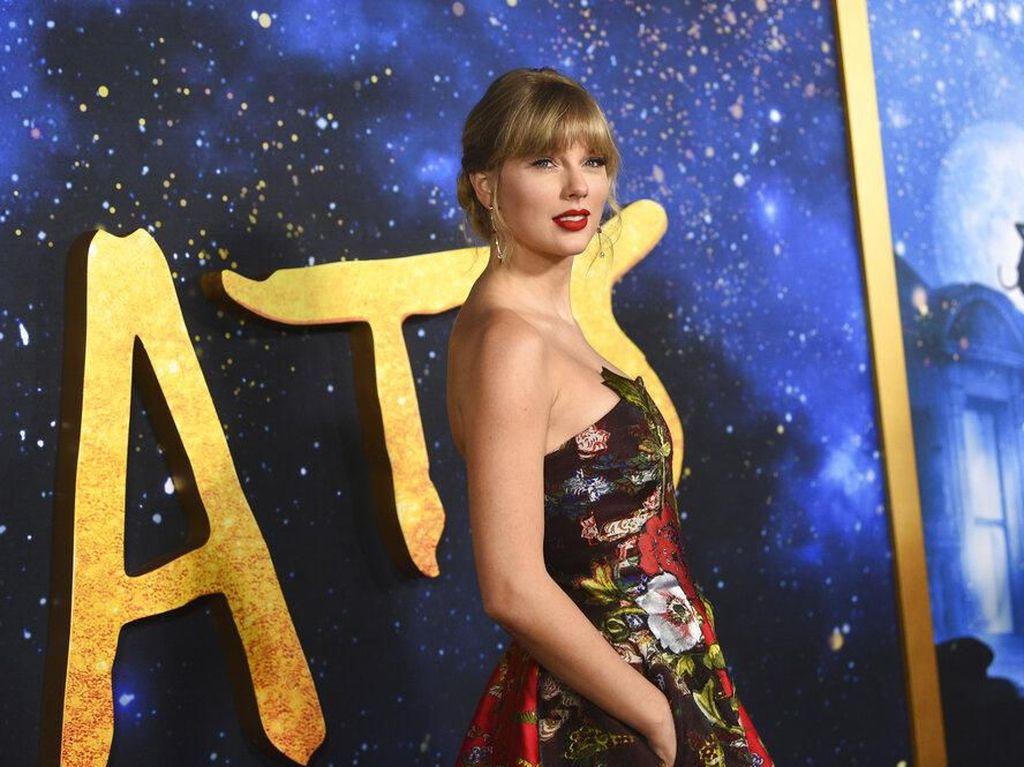 Taylor Swift Ditolak Main di Les Miserables karena Terlalu Bagus