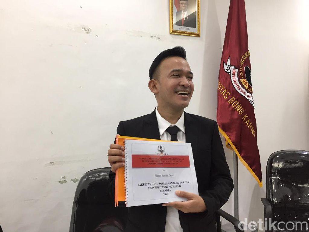 Ruben Onsu Bantah Banyak yang Batal Nonton Konser Ayu Ting Ting