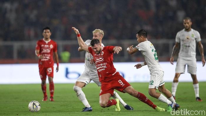 Persija Jakarta vs Persebaya Surabaya