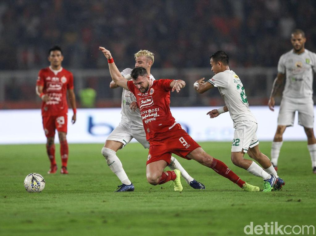 Link Live Streaming Final Piala Gubernur Jatim: Persebaya Vs Persija