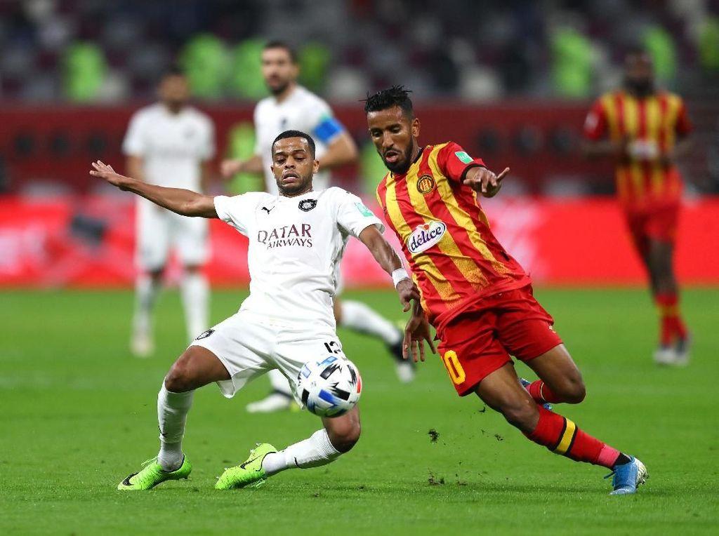 Piala Dunia Antarklub 2019: Bungkam Al Sadd 6-2, ES Tunis Rebut Peringkat 5