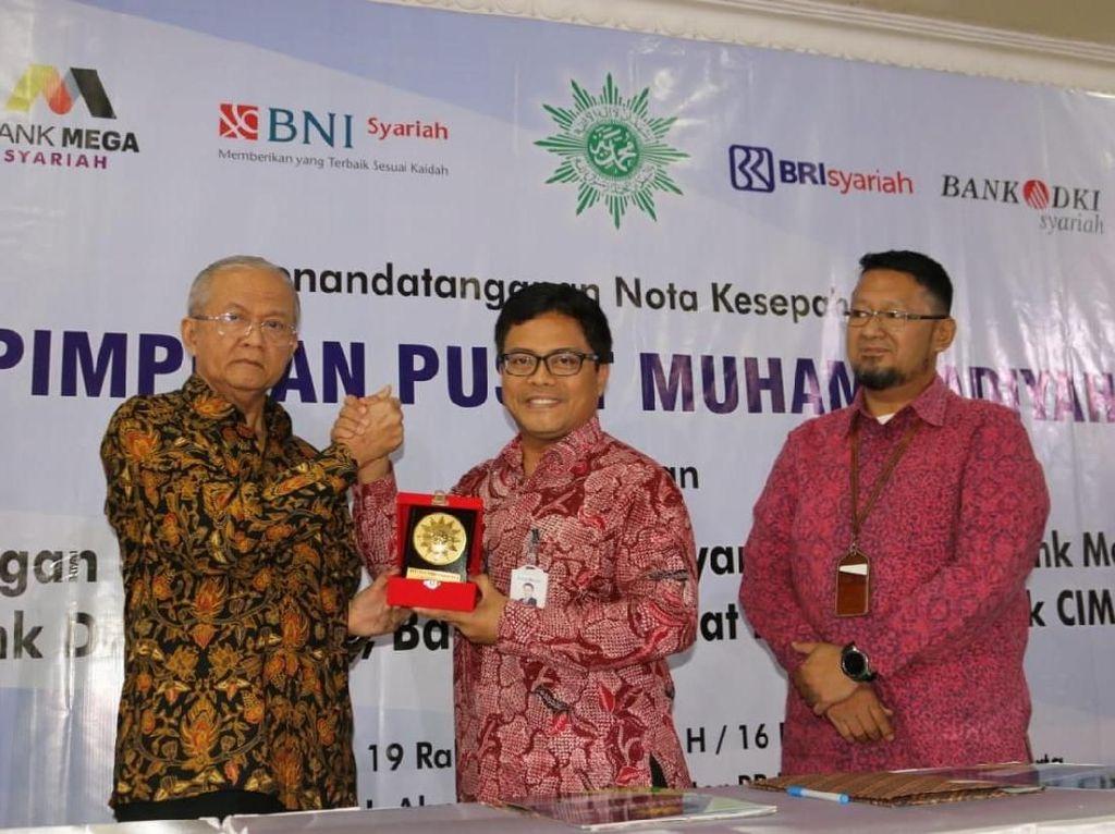 Bank DKI Dukung Layanan Perbankan Syariah Buat PP Muhammadiyah