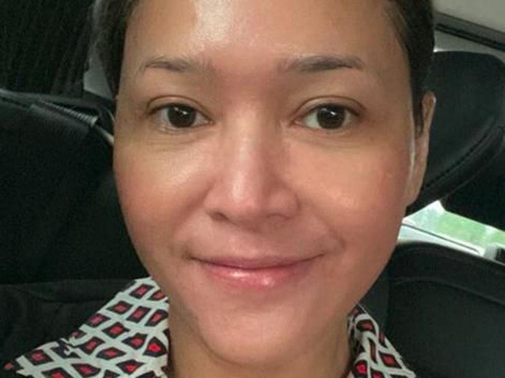 Maia Estianty... Nggak Makeup Aja Cantik