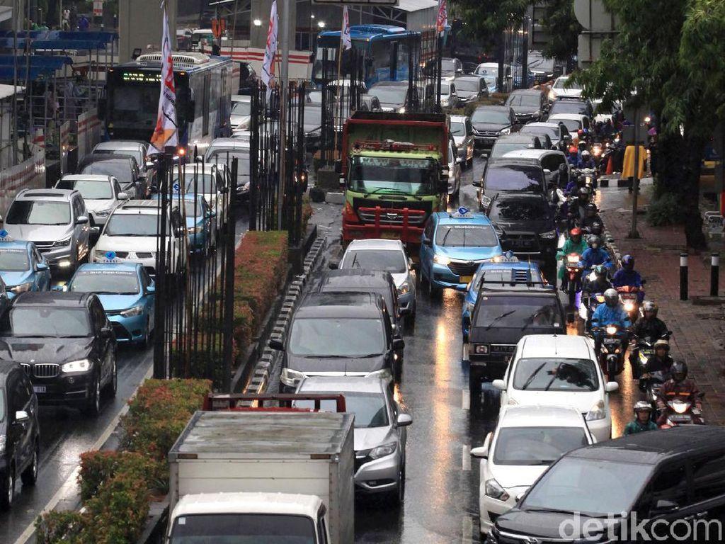Pak Anies, Segini Nih Kerugian Jakarta Gara-gara Kemacetan