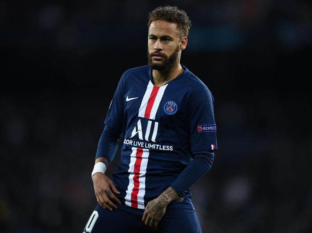 Neymar Kini Tak Mau Tinggalkan PSG