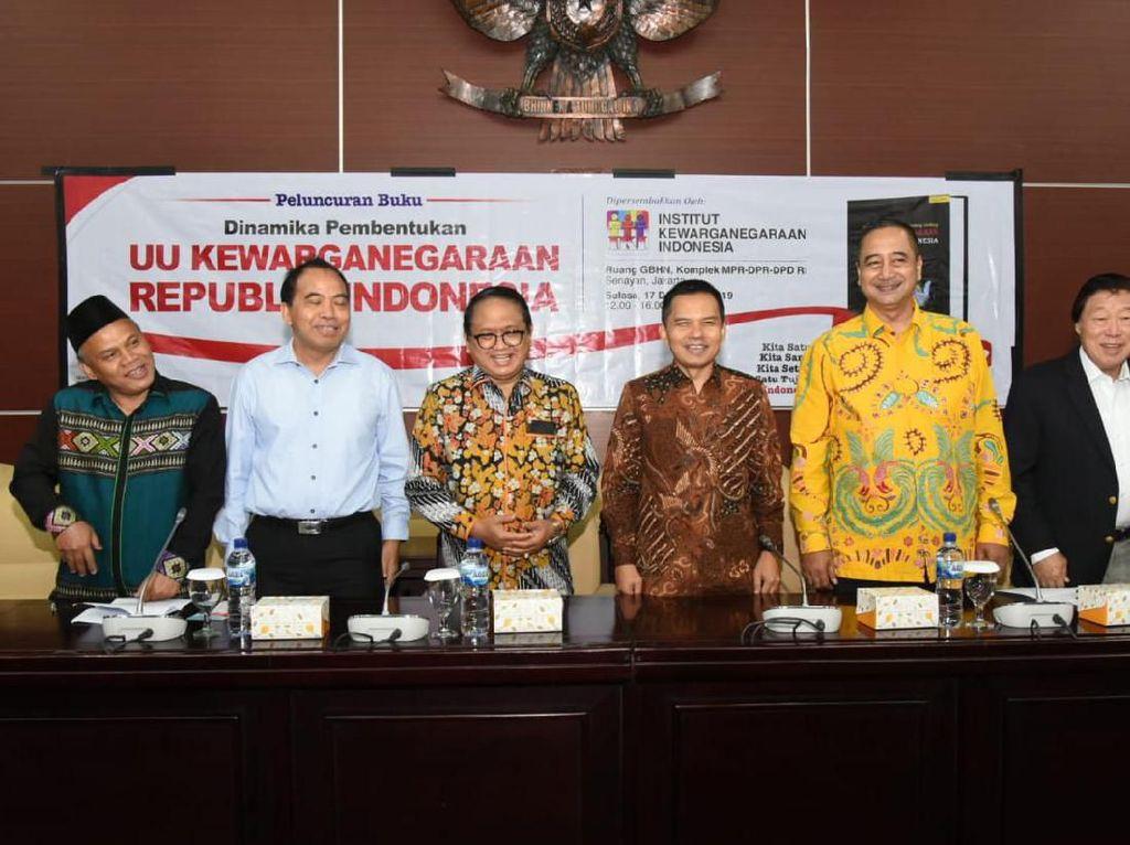 Sekjen MPR: Kewarganegaraan Jadi Fokus Kajian di MPR