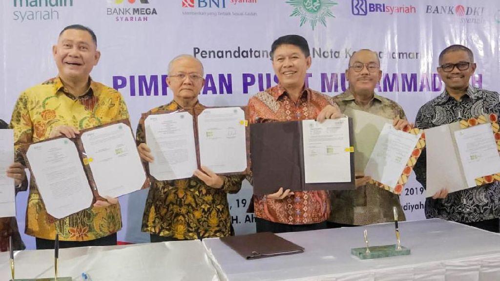 Bank Mega Syariah Gandeng Muhammadiyah