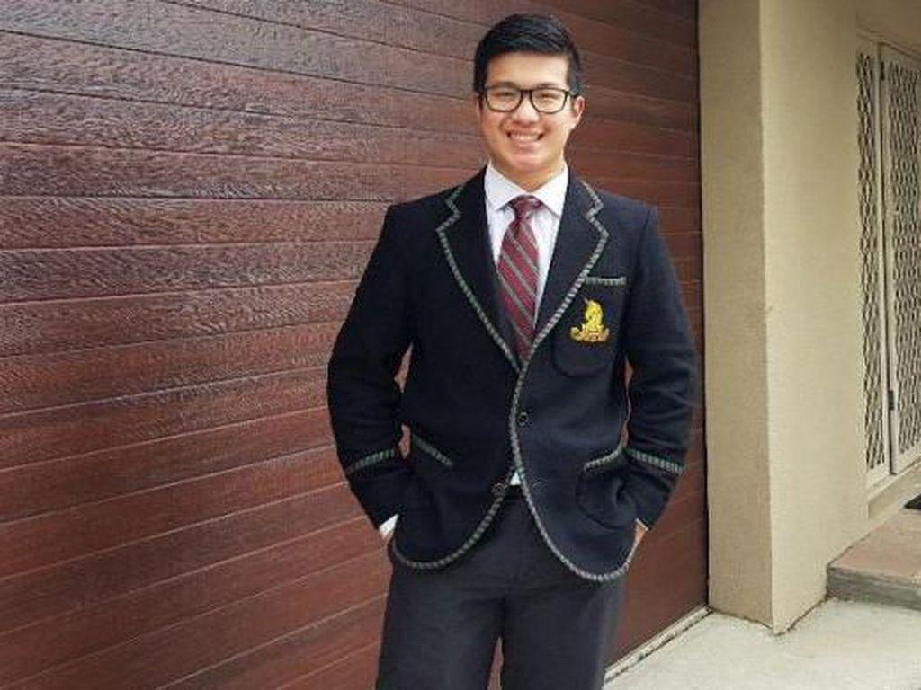 Timothy Widjaja Asal Indonesia, Salah Satu Lulusan SMA Terbaik di Melbourne