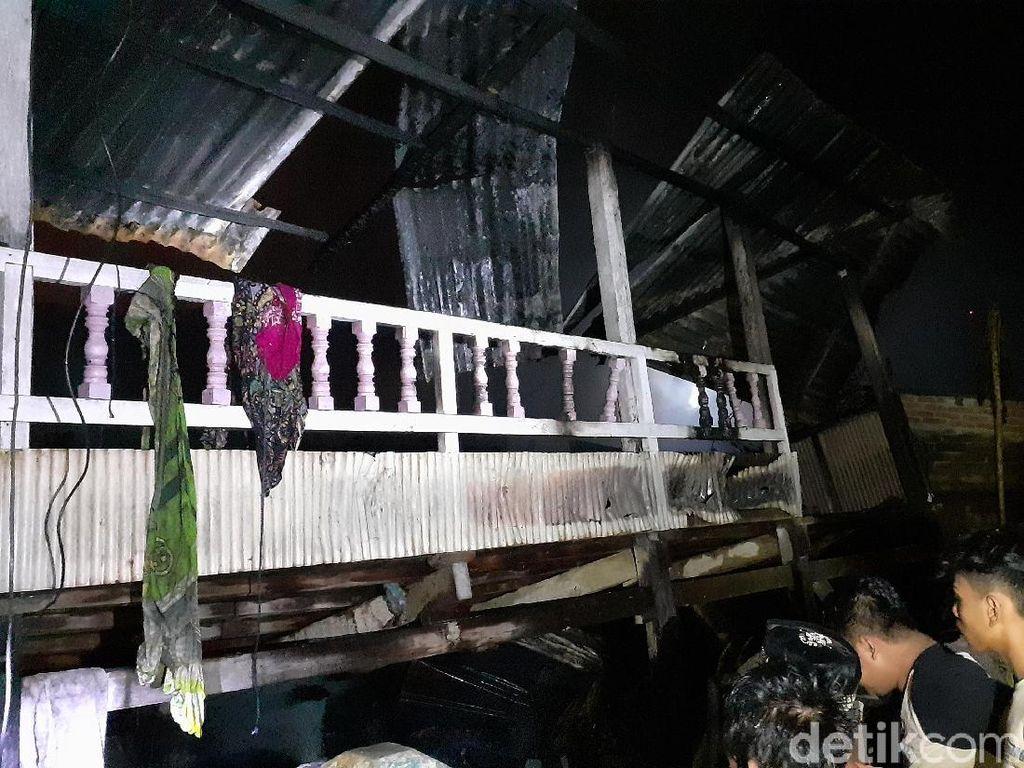 Kebakaran di Pasar Cidu Makassar Padam, Petugas Data Korban Terdampak