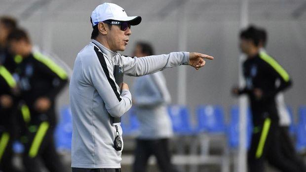 Shin Tae Yong menjadi salah satu kandidat pelatih Timnas Indonesia.