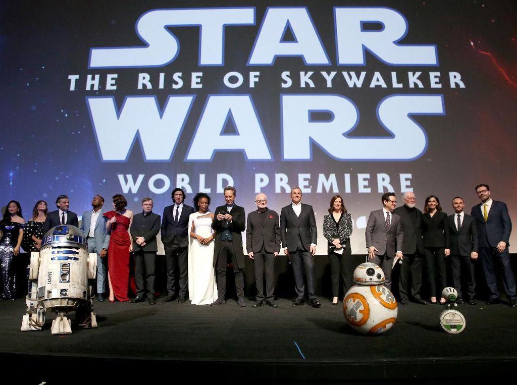 Pendapatan Pekan Pertama Star Wars: The Rise of Skywalker Menurun