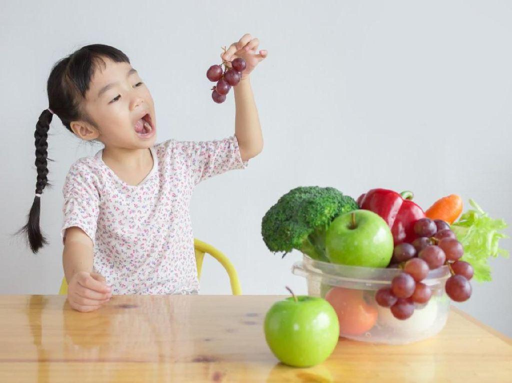 Awas! Penyakit Ini Siap Mengintai Jika Si Kecil Kurang Makan Buah