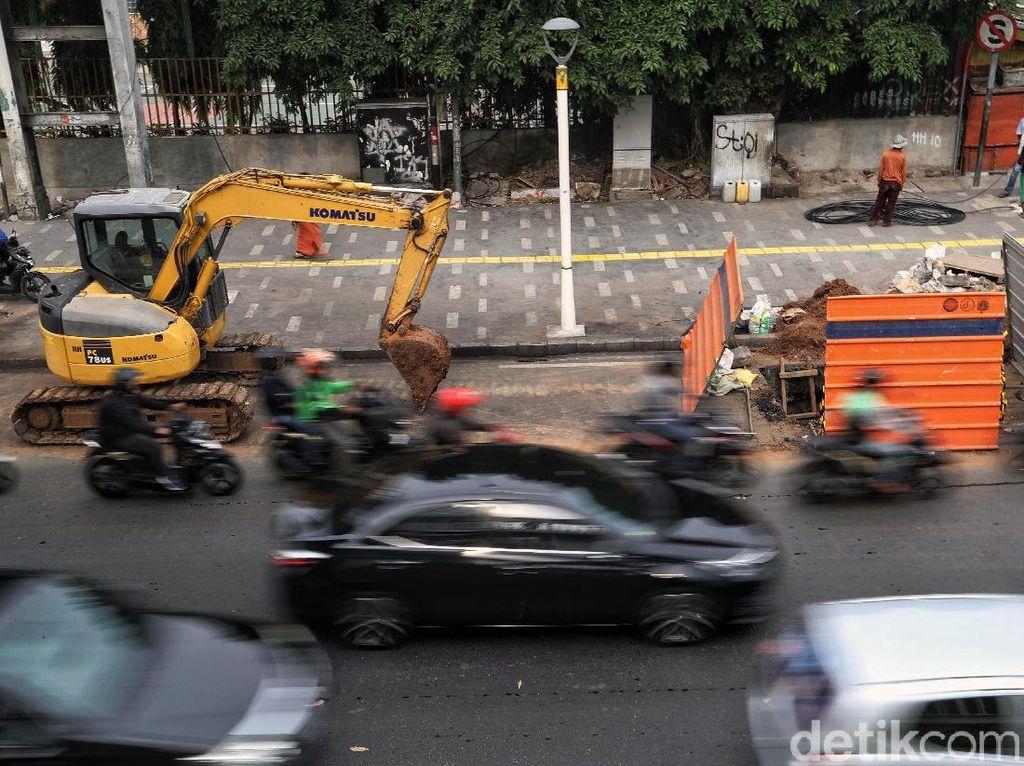 Jakarta Berbenah Wujudkan Daerah Ramah Pejalan Kaki