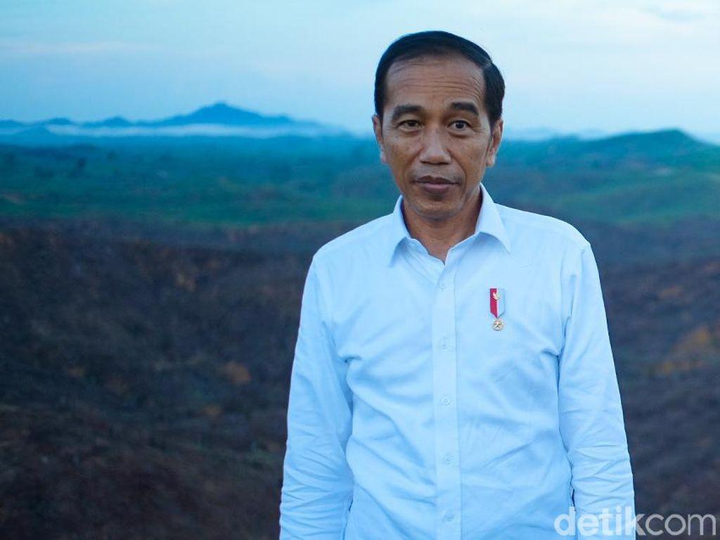 Soal Pembentukan Provinsi di Ibu Kota Baru, Jokowi: Masih Alternatif