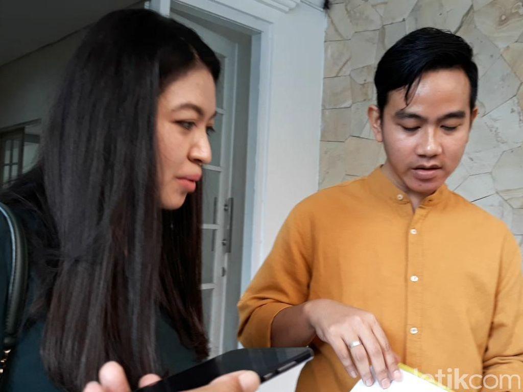 Jelang Fit and Proper Test, Gibran Pelajari Buku dari Megawati
