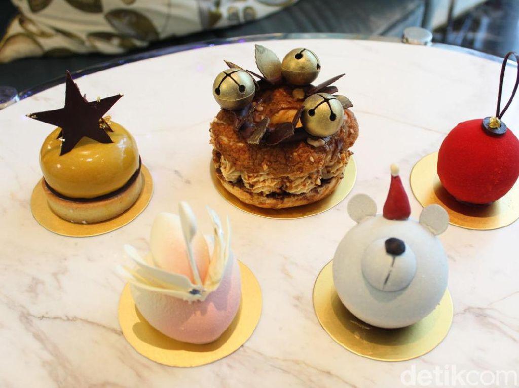 Toko Kue Ini Tawarkan Koleksi Kue Natal yang Cantik dan Lucu