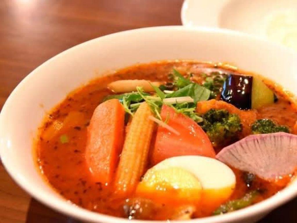 Populer di Sapporo, Sup Kari Konon Terinspirasi Soto Ayam Indonesia