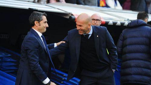 Zidane Momok untuk Valverde
