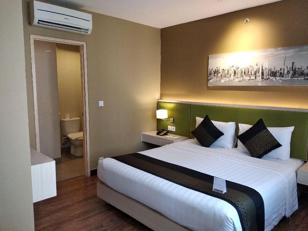 Staycation di Hotel Bisa Jadi Pelepas Penat di Jakarta