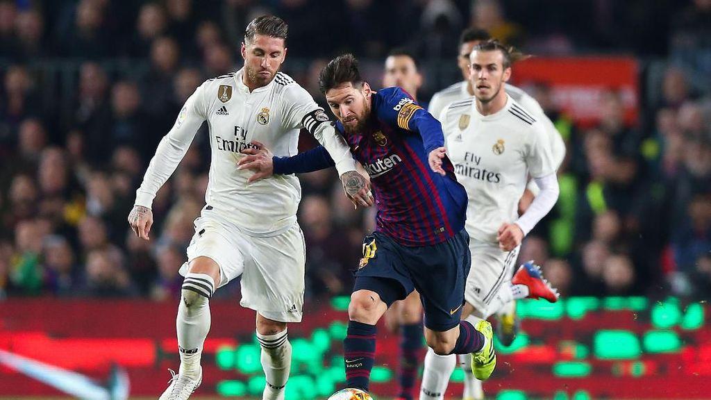 Siapa Lawan yang Paling Sering Dihadapi Messi, Ronaldo, sampai Pogba?