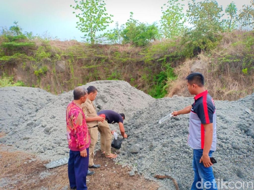 Penetapan Tersangka Kasus Dumping Limbah B3 di Mojokerto Terganjal Saksi Ahli