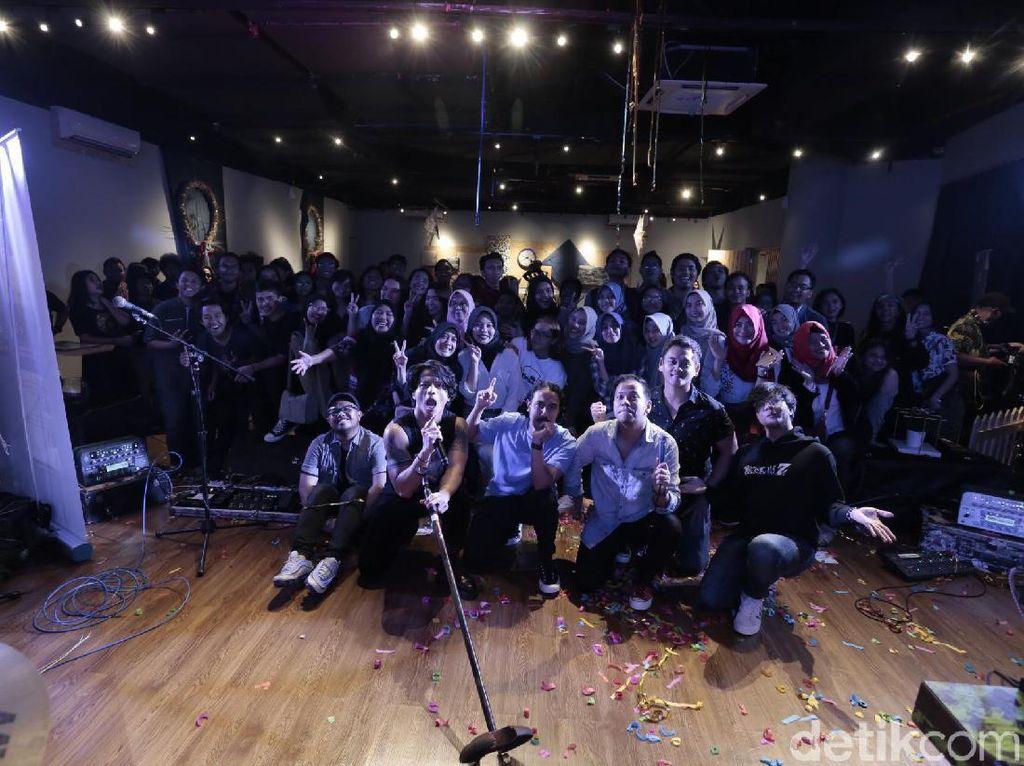Terungkap! Cerita Awal Mula Nidji Masuk ke Industri Musik